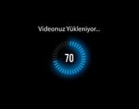 TURKCELL SUPERONLINE - VIDEO SPEED BANNER