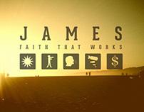 Sermon Series Package: James