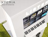 "Sony Smartphone ""Xperia"
