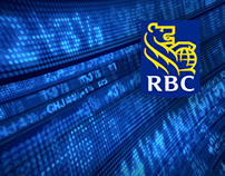 RBC Global Asset Management: Web Design
