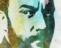 Dave Matthews Portrait