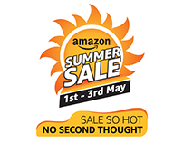 Amazon Summer Sale Digital Campaign