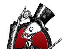 La Manga del Muerto Logotipo