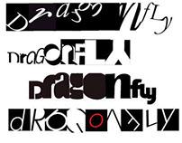 Typographic kinetics