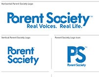 Parent Society Logo Design