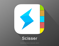 Scisser iOS7 App Icon