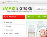 Smart E-Store