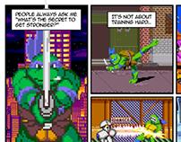 PiXEL COMiCS #01
