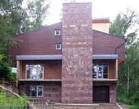 Жилой дом в Серебряном бору