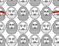 Comuna de París. Marx y Bakunin.