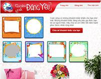 OMO - photo decoration App