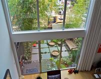 mw design group llc Northern Liberty garden