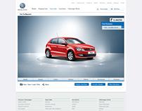 Volkswagen Car Configurator
