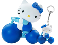 COLETTE x HELLO KITTY FIGURE AND WATCH