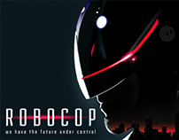 Robocop 2014 Alternative Movie Poster
