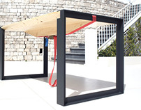 ISACCO gravityless desk