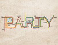 PartyTram logo