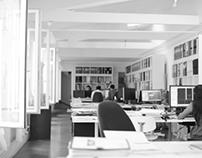 Reportage photographique chez Babel architecture