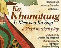 Ka Khanatang U Klew bad Ka Sngi Poster