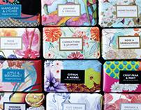 Woolworths Soap Shop 2013 wrappers