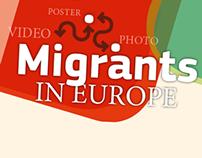 Break the circle | Migrants in Europe - WINNER