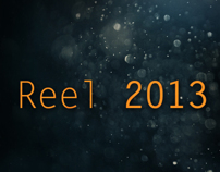 Lighting Reel 2013