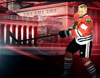 Black Hawks Hit the Ice 2010
