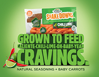 Bolthouse Farms ShakeDowns – Grown to Feed Campaign