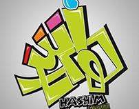 hashim graffiti