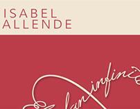 """Rediseño """"El Plan Infinito"""" - Isabel Allende"""