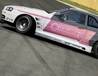 Origin Labs Nissan Skyline R34 Livery Concept