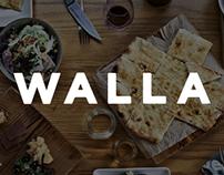 Walla - Brandy Identity