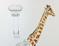 CREATION OF GIRAFFE