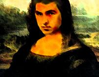 Mona....