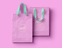 Loumè // Candy Shop Visual Identity & Catalogue Concept
