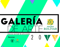 Galería de Arte - Seguros Bolívar