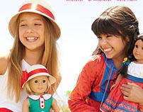 American Girl® Magazine ad.