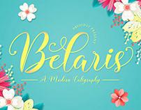 FREE | Belaris Modern Calligraphy