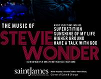 St James Music Promo Poster
