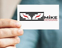 Mike Designs Logo
