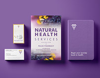 Corporate Identity for Natural Health Practice