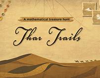 Thar Trails-A Mathematical Treasure Hunt Game