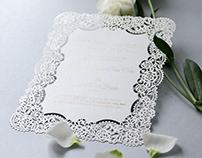 Traqué Wedding Paper | Châu & Quang