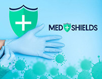Logo and Brand Design for Medical Equipment Materials
