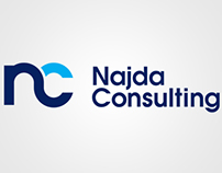 Najda Consulting - corporate Identity