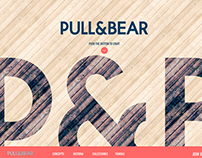 Pull&Bear Company website