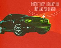Ciclo de Cine Ford Mustang