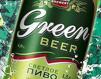 Принт / Green Beer