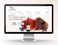 Vidamo - online shop
