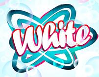 DETERGENT LOGO 'WHITE'